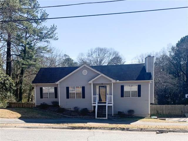 2840 Ivanhoe Lane, Smyrna, GA 30082 (MLS #6831796) :: Scott Fine Homes at Keller Williams First Atlanta