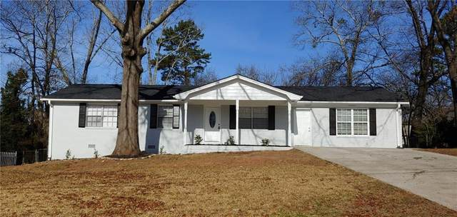 2452 Robin Ridge Drive, Dacula, GA 30019 (MLS #6831800) :: Maria Sims Group