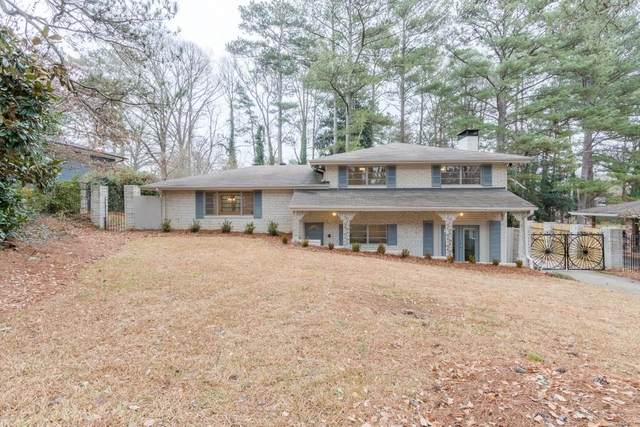 1264 June Drive, Decatur, GA 30035 (MLS #6831808) :: The Zac Team @ RE/MAX Metro Atlanta