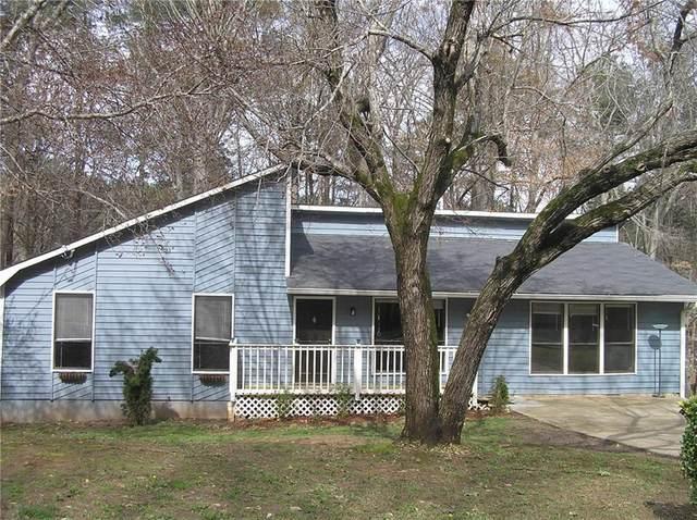 422 Ridgetop Drive NW, Acworth, GA 30102 (MLS #6831814) :: Kennesaw Life Real Estate