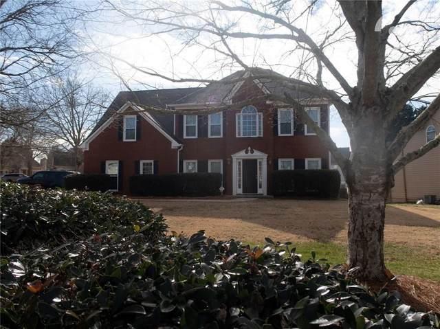 1304 Charter Club Court, Lawrenceville, GA 30043 (MLS #6831819) :: North Atlanta Home Team