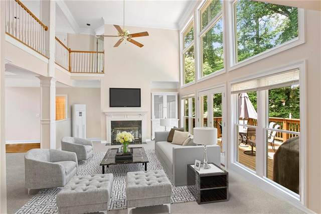 566 Brookline Drive SE, Marietta, GA 30067 (MLS #6831837) :: The Justin Landis Group