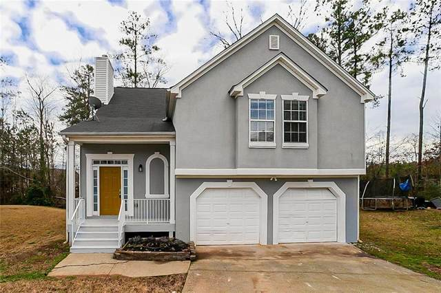 1041 Crest Ridge Place SW, Marietta, GA 30060 (MLS #6831860) :: North Atlanta Home Team