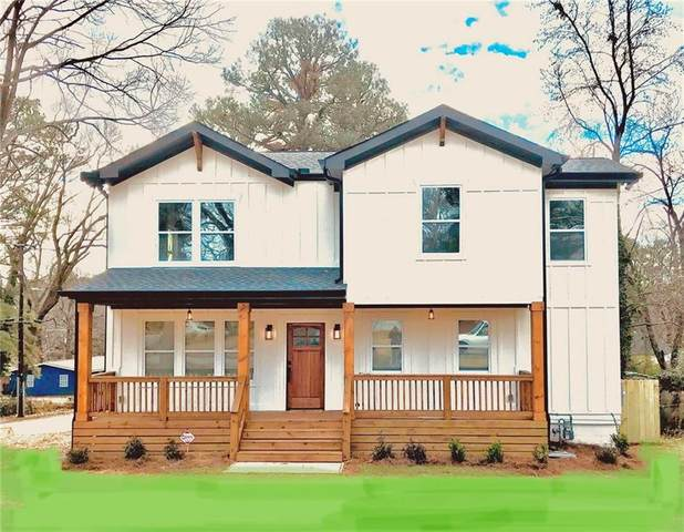 2747 Joyce Avenue, Decatur, GA 30032 (MLS #6831890) :: The Zac Team @ RE/MAX Metro Atlanta