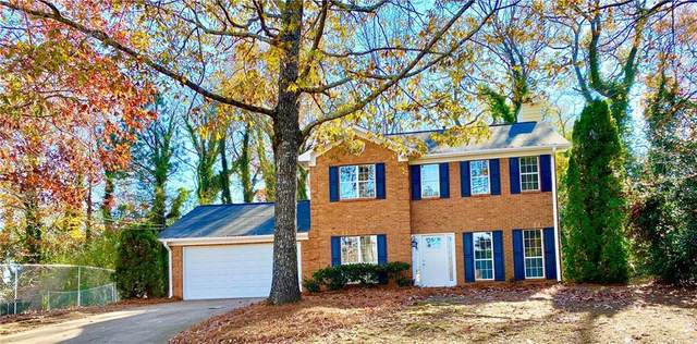 3208 Greenvale Way, Decatur, GA 30034 (MLS #6831893) :: The Zac Team @ RE/MAX Metro Atlanta