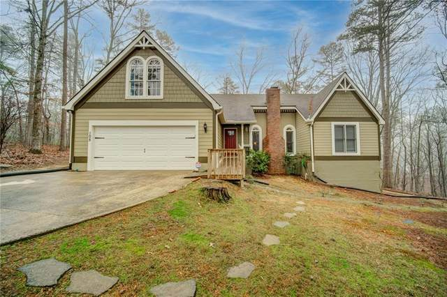 105 Klamath Court, Waleska, GA 30183 (MLS #6831897) :: North Atlanta Home Team