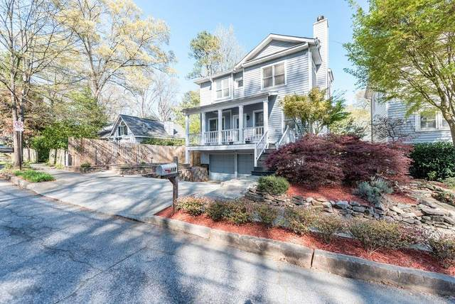 117 Hillcrest Avenue, Decatur, GA 30030 (MLS #6831927) :: The Gurley Team