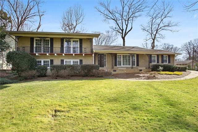 2262 Brookhurst Drive, Atlanta, GA 30338 (MLS #6831952) :: The Cowan Connection Team