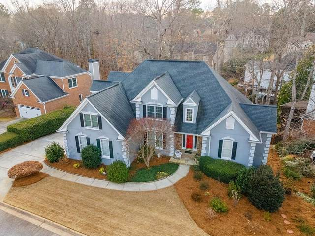 195 Willow Brook Drive, Roswell, GA 30076 (MLS #6831967) :: The North Georgia Group