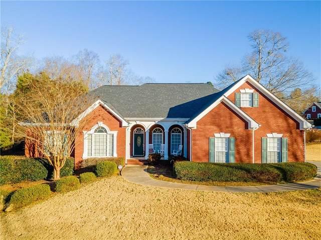 2100 Hickory Circle, Loganville, GA 30052 (MLS #6831970) :: Tonda Booker Real Estate Sales