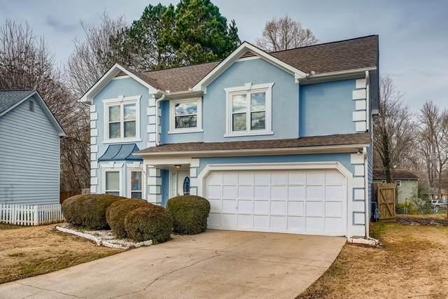3925 Ivy Run Circle, Duluth, GA 30096 (MLS #6832005) :: North Atlanta Home Team