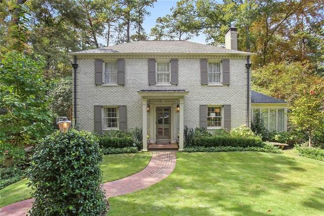 2670 Dellwood Drive NW, Atlanta, GA 30305 (MLS #6832015) :: AlpharettaZen Expert Home Advisors