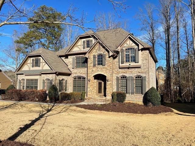 4567 Orange Jungle Drive SW, Lilburn, GA 30047 (MLS #6832024) :: North Atlanta Home Team