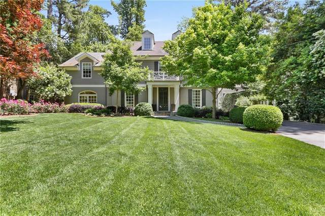 2375 Havenridge Drive NW, Atlanta, GA 30305 (MLS #6832082) :: AlpharettaZen Expert Home Advisors