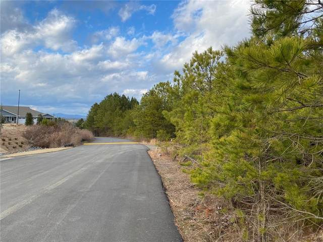 7AC Highland Ridge Road, Ellijay, GA 30540 (MLS #6832087) :: The Heyl Group at Keller Williams