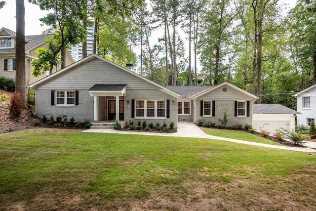 689 Longleaf Drive NE, Atlanta, GA 30342 (MLS #6832097) :: RE/MAX Center