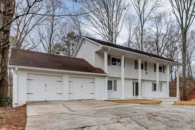 1877 Meadowood Drive, Marietta, GA 30062 (MLS #6832106) :: The Cowan Connection Team