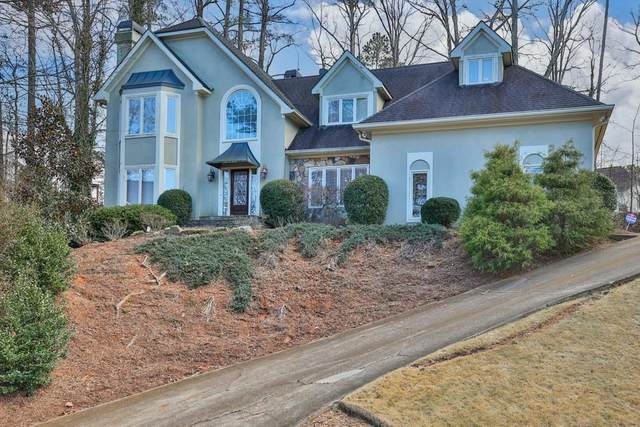 976 Forest Pond Circle, Marietta, GA 30068 (MLS #6832110) :: RE/MAX Paramount Properties