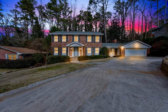 2470 Sherbrooke Drive NE, Atlanta, GA 30345 (MLS #6832137) :: The Cowan Connection Team
