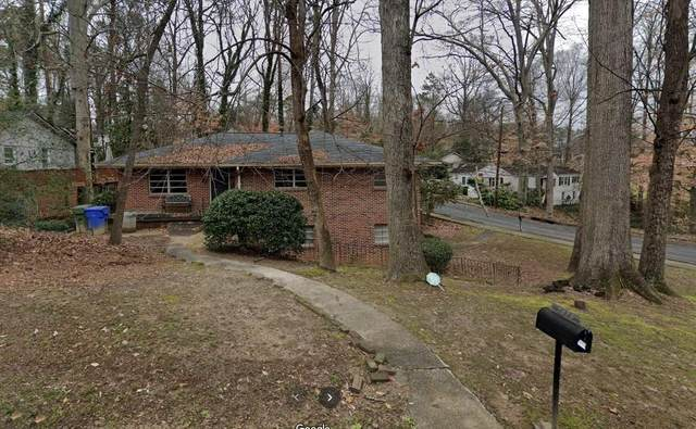 2096 Evergreen Lane NW, Atlanta, GA 30318 (MLS #6832160) :: North Atlanta Home Team