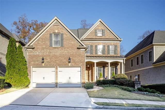 1068 Bluffhaven Way NE, Brookhaven, GA 30319 (MLS #6832168) :: The Cowan Connection Team