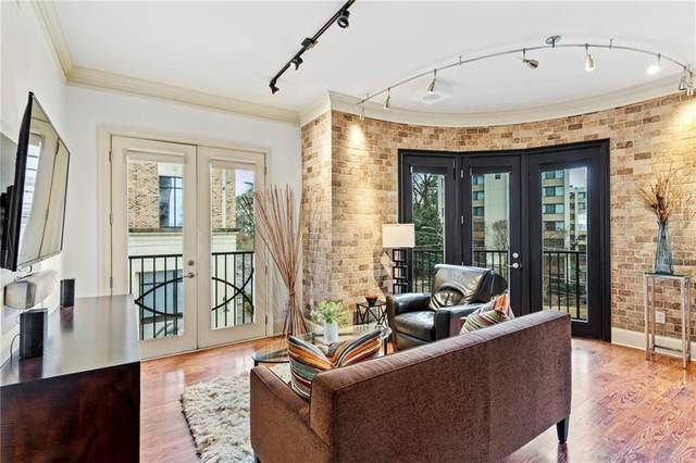 2255 Peachtree Road NE #424, Atlanta, GA 30309 (MLS #6832187) :: Path & Post Real Estate