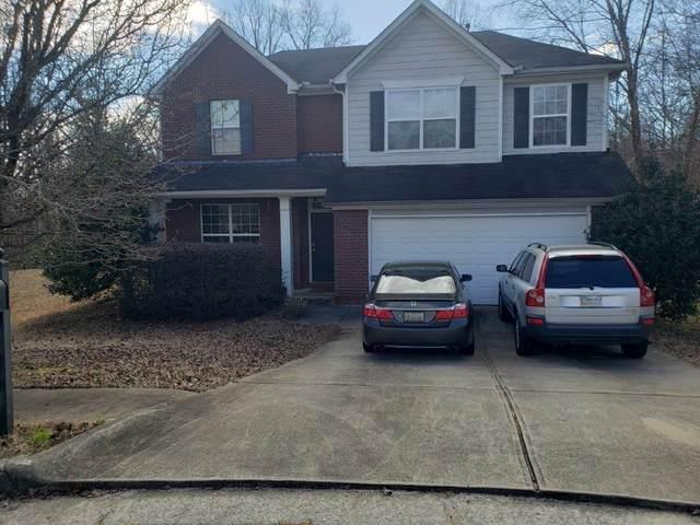 4634 Burnt Fork Circle, Douglasville, GA 30135 (MLS #6832208) :: North Atlanta Home Team