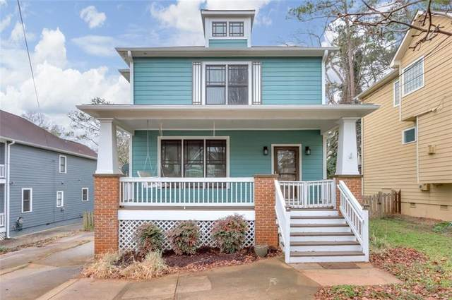 1533 Carter Road, Decatur, GA 30032 (MLS #6832239) :: Path & Post Real Estate