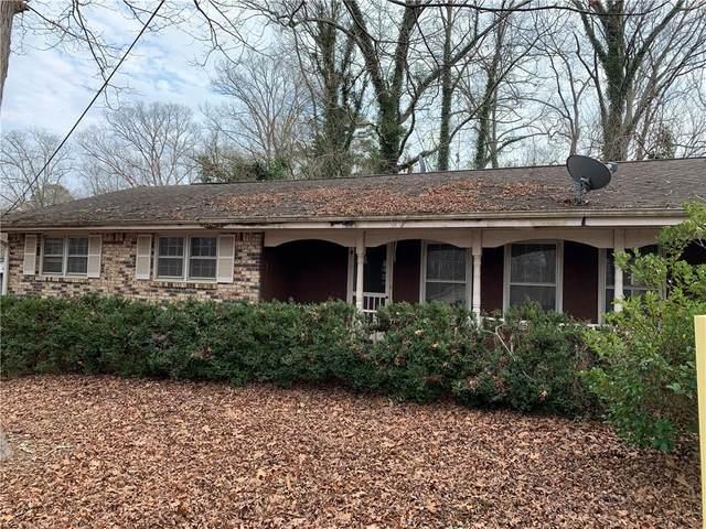 5114 Oak Leaf Terrace, Stone Mountain, GA 30087 (MLS #6832255) :: The Zac Team @ RE/MAX Metro Atlanta