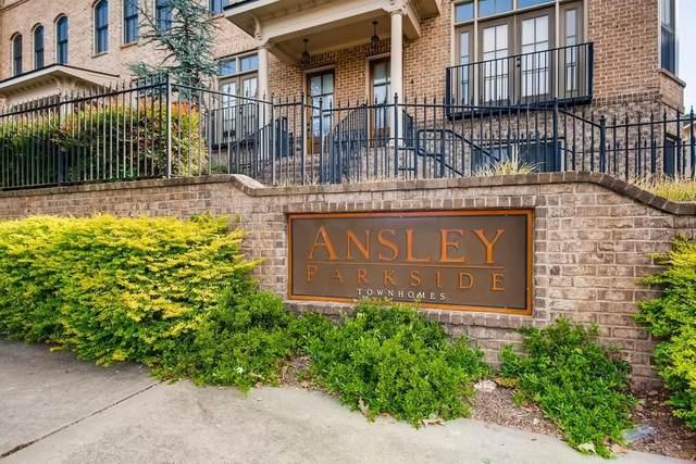 575 Ansley Circle NE #504, Atlanta, GA 30324 (MLS #6832258) :: North Atlanta Home Team