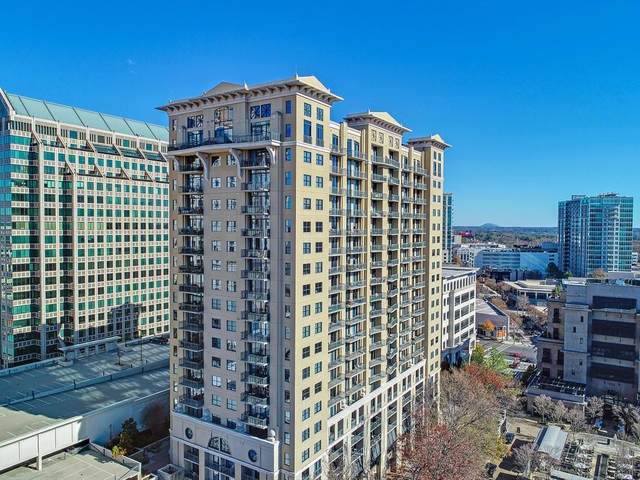 3040 Peachtree Road NW #207, Atlanta, GA 30305 (MLS #6832328) :: The Gurley Team
