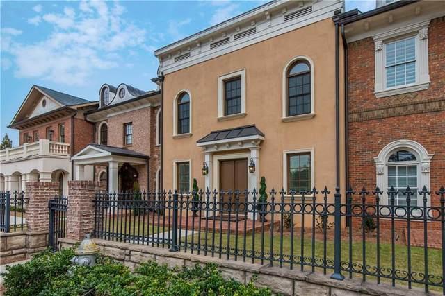 3113 Lenox Road NE #3, Atlanta, GA 30324 (MLS #6832338) :: Charlie Ballard Real Estate
