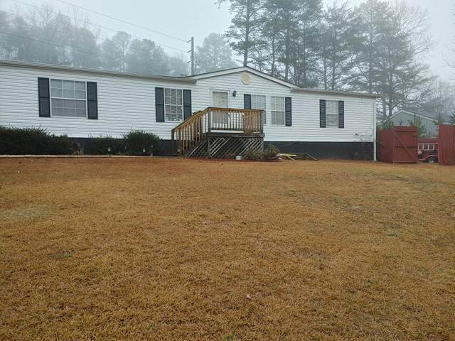 6350 Auraria Road, Dahlonega, GA 30533 (MLS #6832341) :: The North Georgia Group
