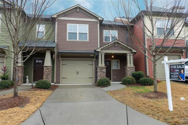 4118 Mars Bay #27, Acworth, GA 30101 (MLS #6832358) :: The Heyl Group at Keller Williams