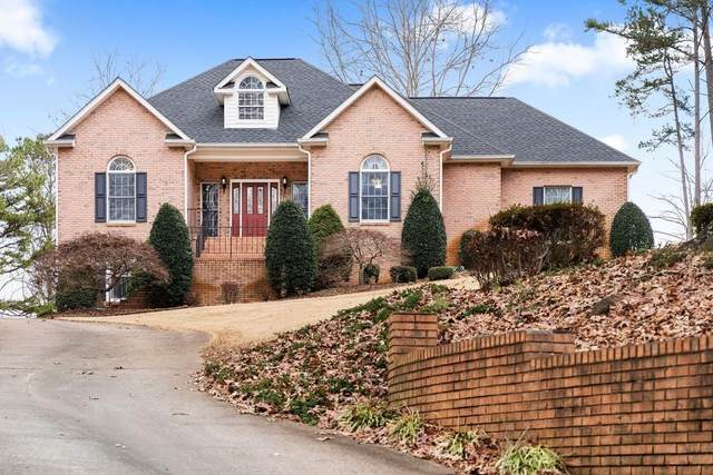 201 Summit Ridge Drive SE, Cartersville, GA 30120 (MLS #6832359) :: The North Georgia Group