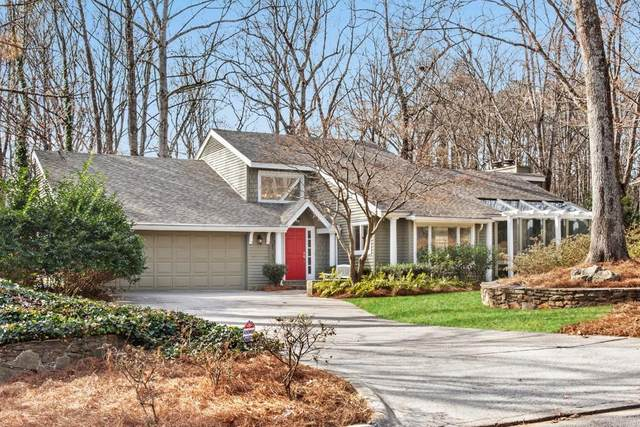 75 Glen Oaks Drive, Atlanta, GA 30327 (MLS #6832425) :: The Justin Landis Group