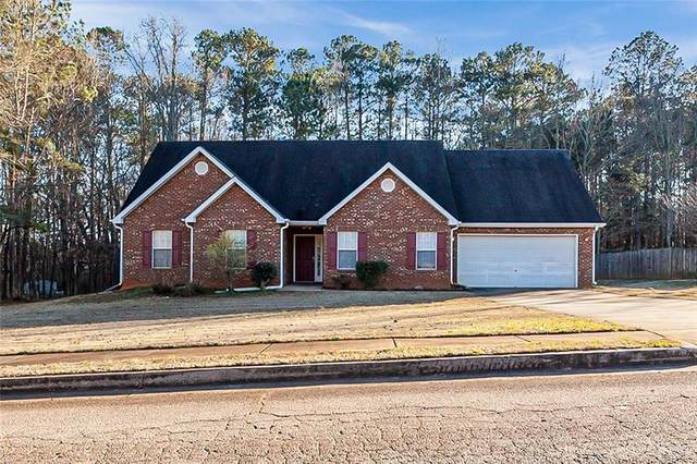 911 Vernon Drive, Mcdonough, GA 30252 (MLS #6832436) :: North Atlanta Home Team