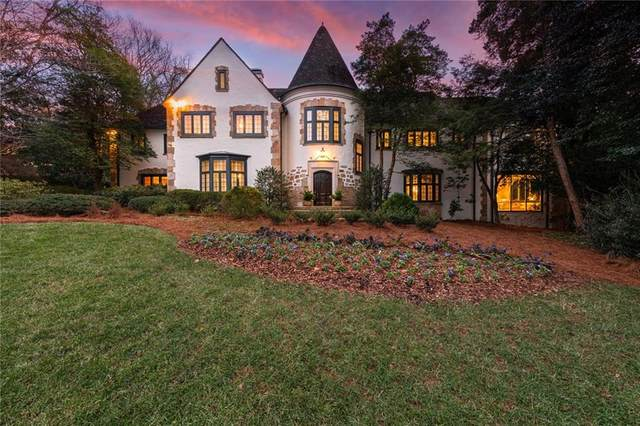3554 Tuxedo Park NW, Atlanta, GA 30305 (MLS #6832441) :: North Atlanta Home Team