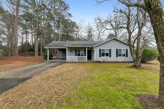 3192 Lake Monroe Road, Douglasville, GA 30135 (MLS #6832447) :: North Atlanta Home Team