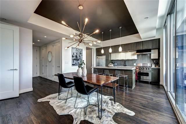 1820 Peachtree Street NW #1003, Atlanta, GA 30309 (MLS #6832460) :: Thomas Ramon Realty