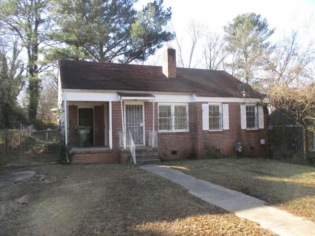 1758 Springview Road NW, Atlanta, GA 30314 (MLS #6832471) :: The Gurley Team