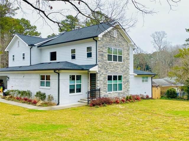 2284 Greenglade Road NE, Atlanta, GA 30345 (MLS #6832480) :: Scott Fine Homes at Keller Williams First Atlanta