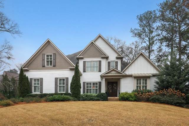 1025 Balmoral Road, Sandy Springs, GA 30319 (MLS #6832493) :: The Justin Landis Group