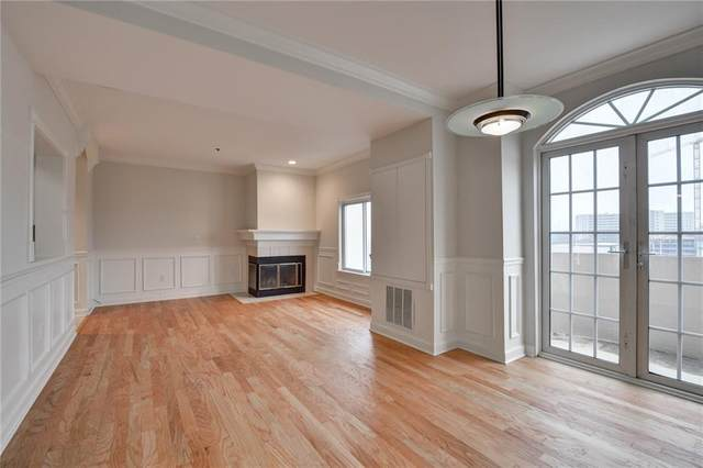 2161 Peachtree Road NE #904, Atlanta, GA 30309 (MLS #6832499) :: The Zac Team @ RE/MAX Metro Atlanta