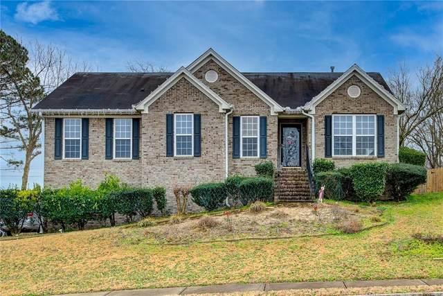1237 Bramlett Forest Court, Lawrenceville, GA 30045 (MLS #6832500) :: North Atlanta Home Team
