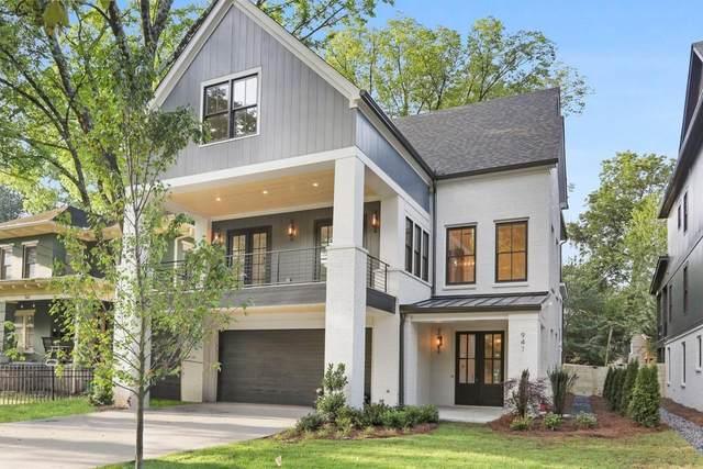 941 Virginia Avenue NE, Atlanta, GA 30306 (MLS #6832507) :: The Hinsons - Mike Hinson & Harriet Hinson