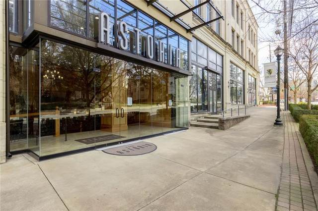 2233 Peachtree Road #1105, Atlanta, GA 30309 (MLS #6832509) :: Charlie Ballard Real Estate