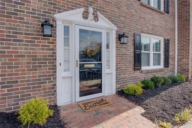 4545 Wieuca Road NE #12, Atlanta, GA 30342 (MLS #6832531) :: Charlie Ballard Real Estate