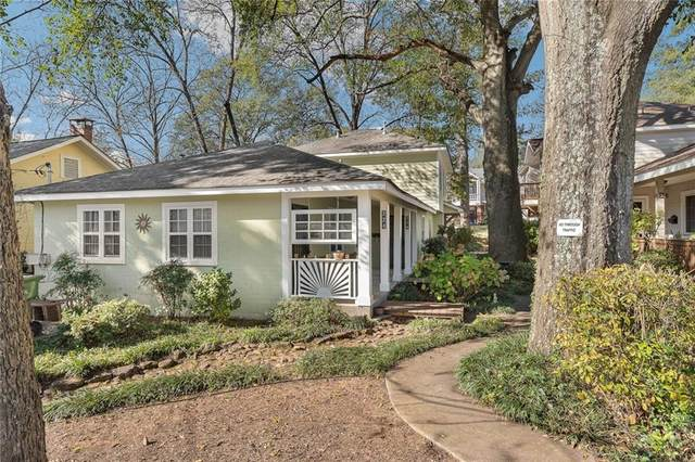 224 Lowry Street NE, Atlanta, GA 30307 (MLS #6832542) :: The Gurley Team