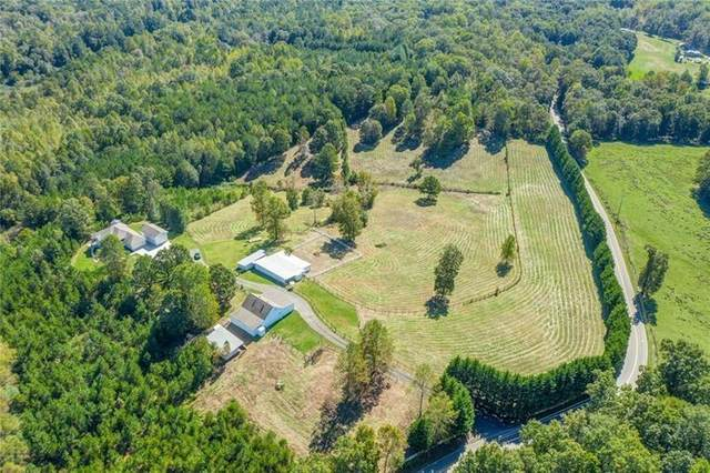 3548 Henderson Mountain Road, Jasper, GA 30143 (MLS #6832566) :: Path & Post Real Estate